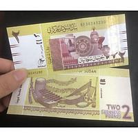 Tiền xưa cộng hào Su-đăng, 2 pound 1 trong những nước lớn nhất lục địa đen