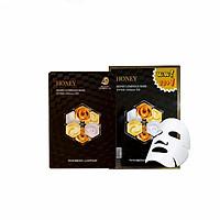 Hộp 11 Mặt Nạ Chống Lão Hóa - Mờ Thâm Nám - Giữ Ẩm Rainbow L'affair Honey Mask