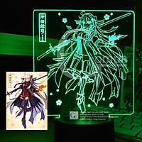 Đèn Ngủ Fate Grand Order Souji Okita Alter Type 01