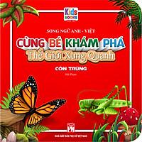 Song Ngữ Anh - Việt CBKPTGXQ - Côn Trùng
