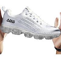 Giày sneaker nam cao cấp SP-298( màu trắng), Avi giày thể thao nam mới, đẹp hot năm 2019