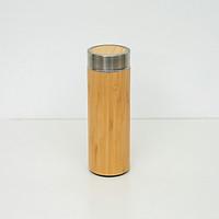 Bình Giữ Nhiệt Vỏ Tre Ruột Inox 304 ( 500ML )
