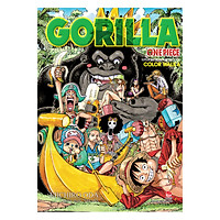 One Piece Color Walk 6: Gorilla