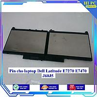Pin cho laptop Dell Latitude E7270 E7470 J60J5 - Hàng Nhập Khẩu