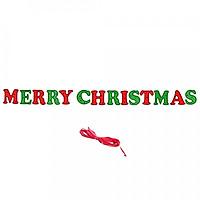 Dây chữ Merry Christmas trang trí Noel