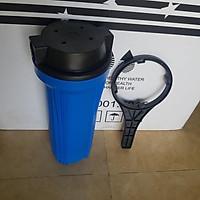 Cốc lọc nước thô 10 inch số 123 ren 21mm