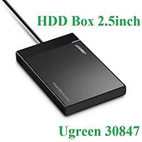 Hộp đựng ổ cứng HDD BOX 2,5 inch USB 3.0 chính hãng Ugreen 30847 cao cấp