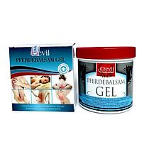 Crevil Pferdebalsam Gel, massage hỗ trợ trị liệu giảm đau, nhức mỏi khớp