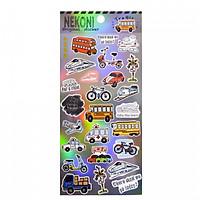 Sticker trang trí cao cấp Nekoni