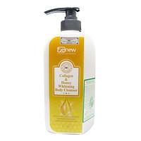 Sữa tắm trắng da hương nước hoa chiết xuất từ Collagen & Mật Ong Benew Whitening Body Cleanser 500ml