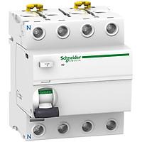 Cầu dao / Aptomat chống giật Schneider RCCB Acti9 iID K 4P 30mA, 240-415V, AC Type