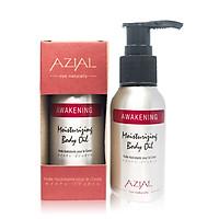 Tinh dầu massage body AZIAL Awakening Moisturizing Body Oil, dưỡng ẩm, làm dịu, chống oxi hóa, giảm căng thẳng thần kinh, tăng cường sinh lực