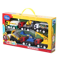 Disney Disney children 's toy cars Mickey Series Construction vehicles General mobilization traffic toys SWL - 936