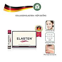 ELASTEN Collagen Germany - 1 Hộp 28 Ống 25ML- Hàng Nhập Khẩu  Đức