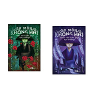 Combo 2 cuốn sách: Sa môn Không Hải thết yến bầy quỷ Đại Đường 2 + Sa môn Không Hải thết yến bầy quỷ Đại Đường 4