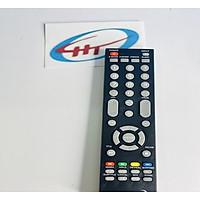 điều khiển tivi ASANZO có 4 nút màu ở dưới (SP 1291)
