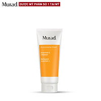 Sữa rửa mặt làm khỏe và phục hồi độ ẩm MURAD ESSENTIAL-C CLEANSER 15ml