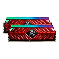 Ram máy tính Desktop ADATA DDR4 XPG SPECTRIX D41 32GB (2*16GB) 3000MHz RED RGB - Hàng Chính Hãng