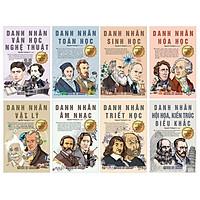 Trọn Bộ 8 Cuốn: Chuyện Kể Về Danh Nhân Thế Giới