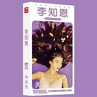 IU Lee Ji Eun Love Poem bưu ảnh độc nhất
