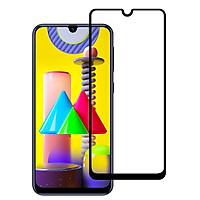 Miếng Dán Kính Cường Lực Cho Samsung Galaxy M31 - Màu Đen - Hàng Chính Hãng