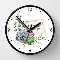 Đồng hồ treo tường DHT.77