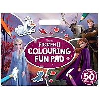Disney Frozen 2 Colouring Fun Pad (Giant Colour Me Pad Disney)