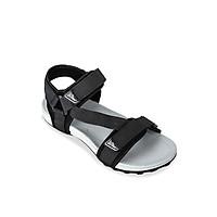 Giày Sandals Nam Quai Ngang DATINOS (Đen Xanh Rêu Xám) - SDDN103
