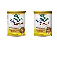 Sữa bột Nutricare Gastro dinh dưỡng y học cho người viêm dạ dày, rối loạn tiêu hoá 2 Hộp (900g)