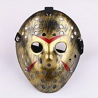 Mặt nạ Jason - Vàng Đồng