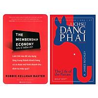 Combo Sách : Kinh Tế Thành Viên + Lịch Sử Đảng Phái