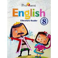 Sách tiếng Anh - English Literature Reader 8