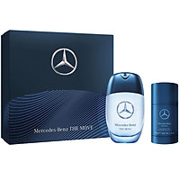 Bộ Nước Hoa Nam Gift Set Mercedes-Benz The Movie  EDT 100ml + Deo stick 75g