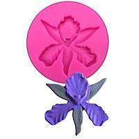 Khuôn rau câu silicon hoa lan