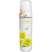 Xịt khử mùi toàn thân Enchanteur Delightful 150ml