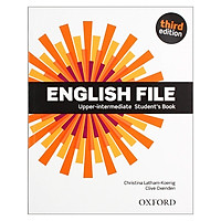English File 3ED Upper-Intermediate Student's Book