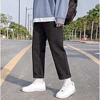 Quần Jeans, quần bò ,quần baggy, Đen Nam, ống suông, rộng, hottrend 2021