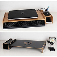 Kệ Gỗ Đựng laptop Đa năng Tiện Lợi