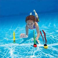3 Pcs Underwater Grab Dive Seaweed Swimming Pool Water Diving Toy Outdoor Sport Swim Toys for Kids