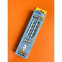 Bút chì định vị Tourgroups HB H06007 (12c/hộp) Giao màu ngẫu nhiên