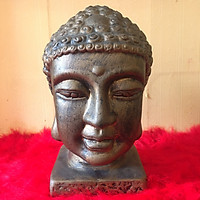 Tượng mặt Phật size lớn