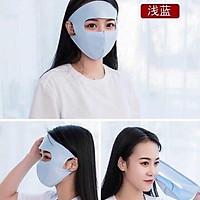 Khẩu trang ninja chống tia UV siêu hót