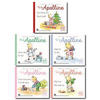 Bộ 5 cuốn sách Cô bé Apolline (