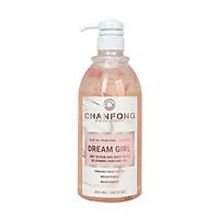 SỮA TẮM CÁNH HOA HỒNG TƯƠI CHANFONG DREAM GIRL 850ml