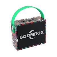Loa Bluetooth Karaoke mini 2Good Boombox - Hàng Chính Hãng