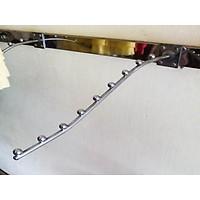 Combo 10 móc bi quần áo 9bi - gài vào thanh ngang 13x26mm
