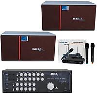 Dàn karaoke và nghe nhạc KMS - 600 BellPlus (Chính hãng)
