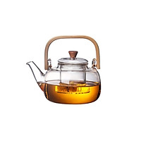 Ấm pha trà thủy tinh chịu nhiệt zeno ATT01 - 1000ml