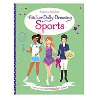 Usborne Sticker Dolly Dressing: Sports