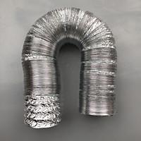 Ống gió bạc nhiều kích thước ( 1m )